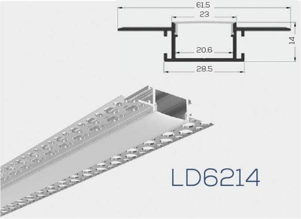 Albalight LED Strip Light LD6214