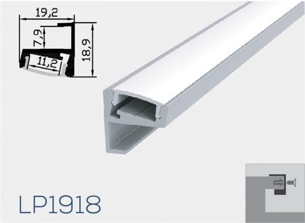 Albalight LED Strip Light LP1918