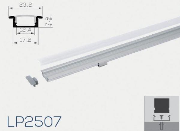 Albalight LED Strip Light LP2507