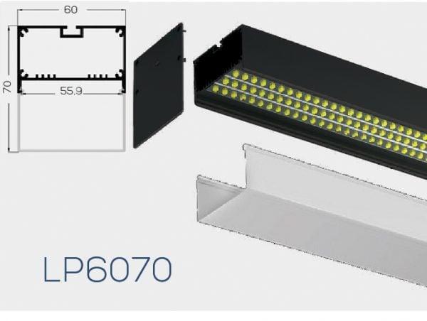 Albalight LED Strip Light LP60700