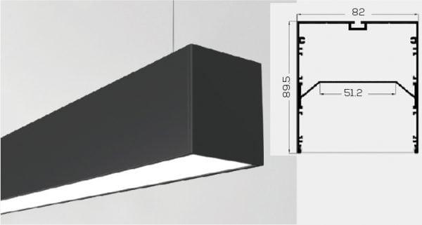 Albalight LED Strip Light LP8090