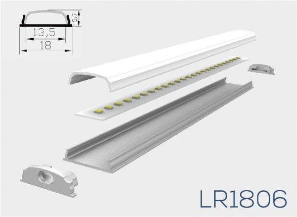 Albalight LED Strip Light LR1806