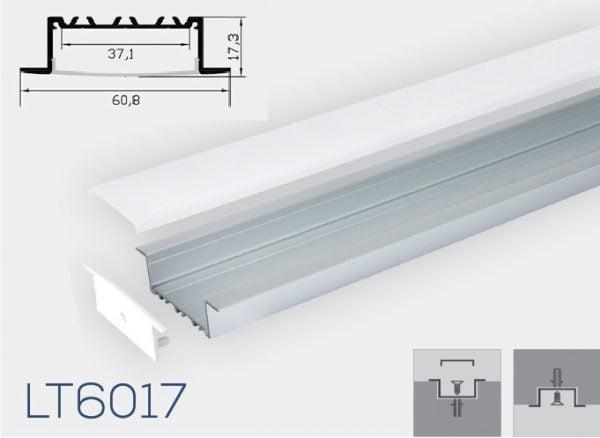 Albalight LED Strip Light LT6017