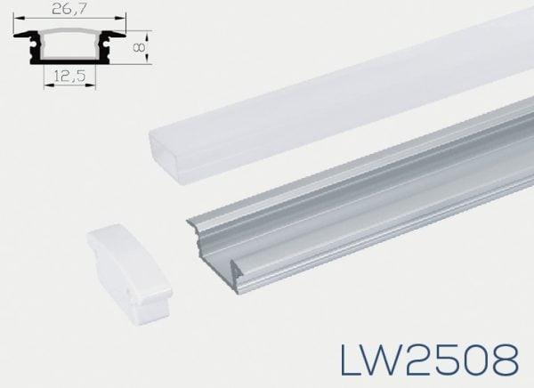 Albalight LED Strip Light LW2508