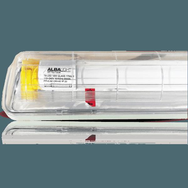 Albalight LED TUBE Waterproof Light T8