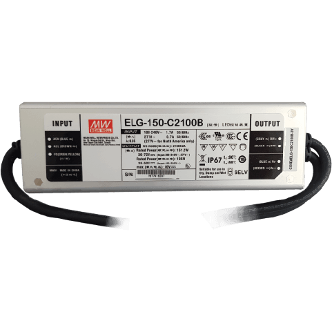 Albalight MeanWell CC DRIVER ELG 150 C2100B