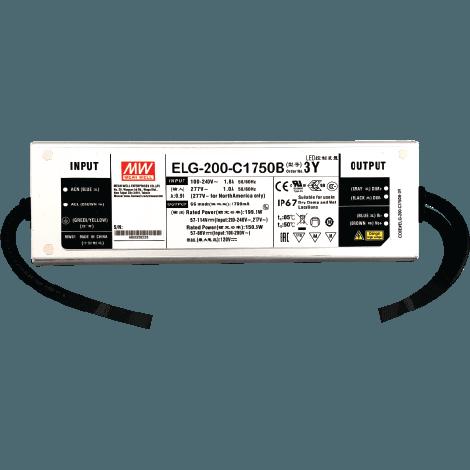 Albalight MeanWell CC DRIVER ELG 200 C1750B