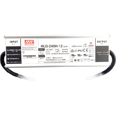 Albalight MeanWell CC DRIVER HLG 240H 12