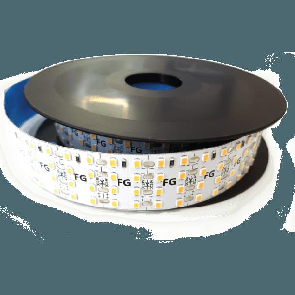 LED Double Strip Light LED Strip 38.8W m