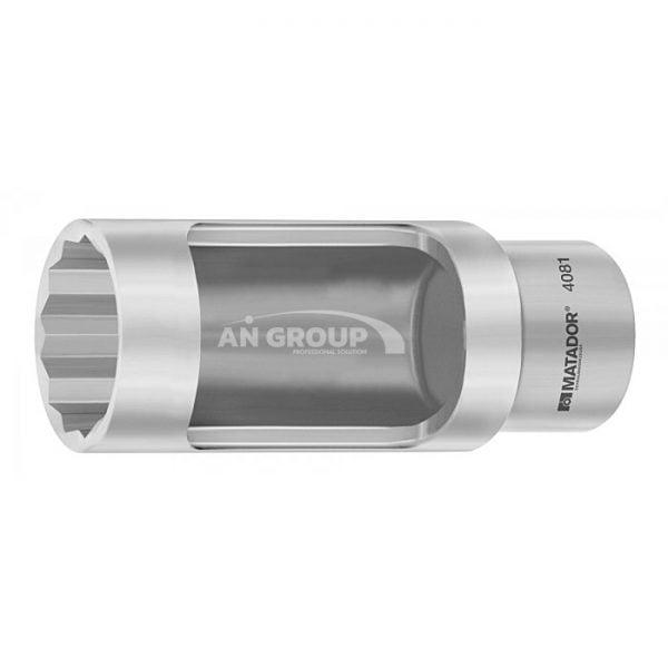 matador socket for injection nozzles 12512 27mm 4081 0060 4040674160767 1