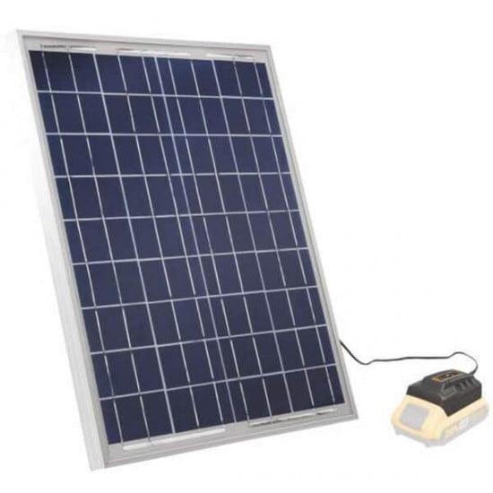INGCO SFCLI20201 Ηλιακός Φορτιστής 20V Φωτοβολταικός Συλλέκτης 550x550 1