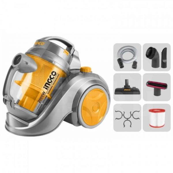 Ingco Vacuum Cleaner VC20258