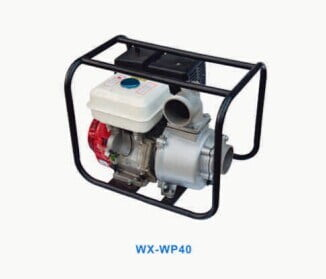 13HP 4inch 25m 188f Gasoline Water Pumps Wx Wp40 Water Pumps