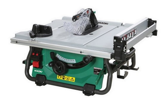 hikoki c3610drj w4z 36v body only table saw no batteries or charger pid51257 1