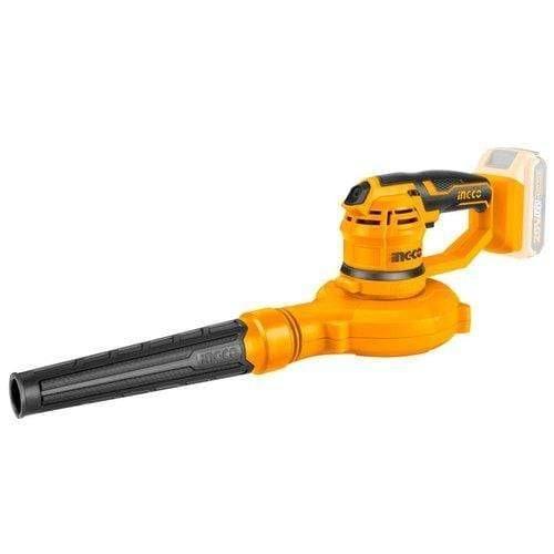 ingco lithium ion cordless aspirator blower 20v cabli2001