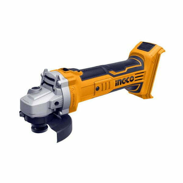 lithium ion angle grinder cagli1151 ingco hassanco trading